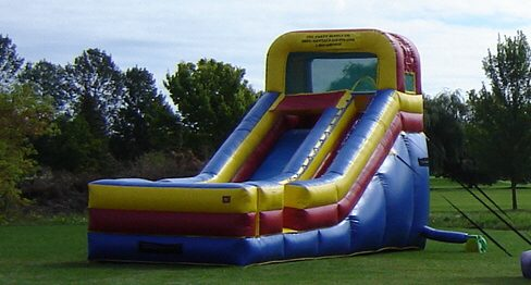 Party Supply Giant Slide 17'