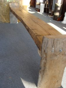 Ash Wood Bench from early 1600's