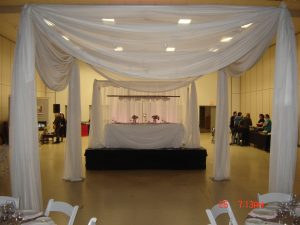 Dance Floor Canopy
