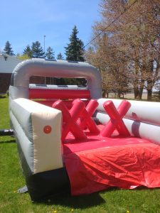 Inflatable Obstacle Drawbridge