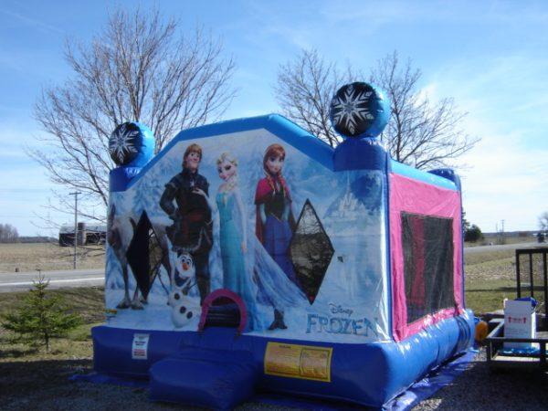 Inflatable Frozen Party Supply Co.