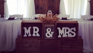 Party Supply Wedding Gallery