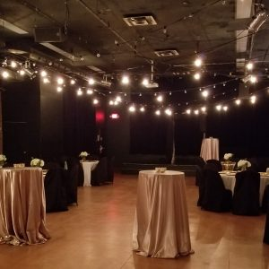 Edison Lights reception